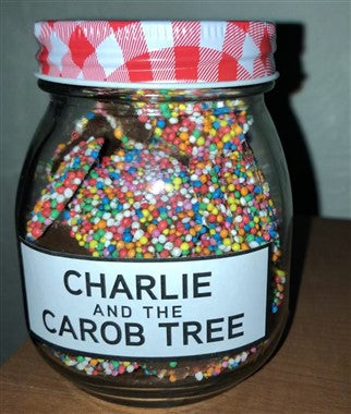 Charlie and the Carob Tree Polka Dots - Jar