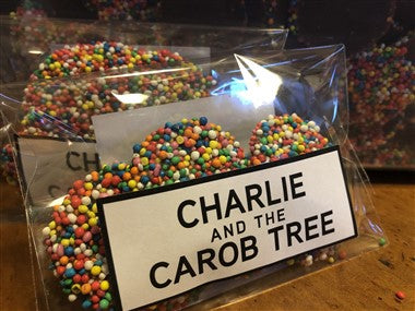 Charlie and the Carob Tree Polka Dots - Small Pack