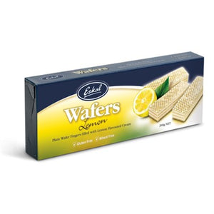 Eskal Lemon Wafer Biscuits