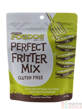 Fogdog Gluten Free Perfect Fritter Mix (190 g)