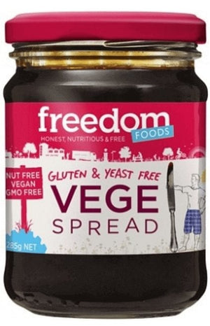 Freedom Foods Vege Spread