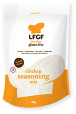 Live Free Gluten Free Chicken Seasoning Mix