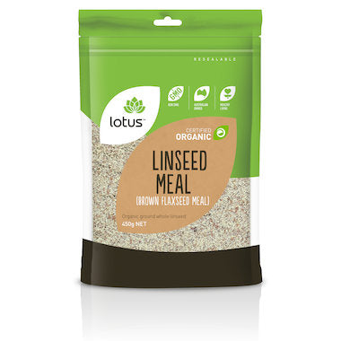 Lotus Linseed (Flaxseed) Meal (450g)