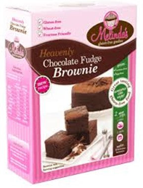 Melinda's Heavenly Chocolate Fudge Brownie Mix
