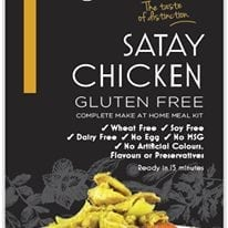 New Chinese Garden Satay Chicken