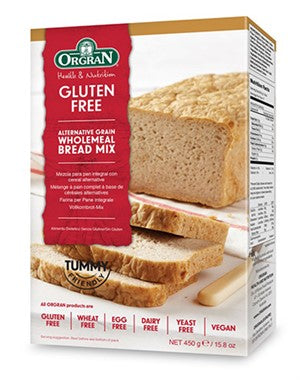 Orgran Alternative Grain Wholemeal Bread Mix