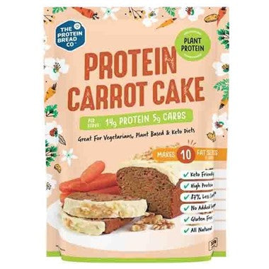 Protein Bread Co Carrot Cake
