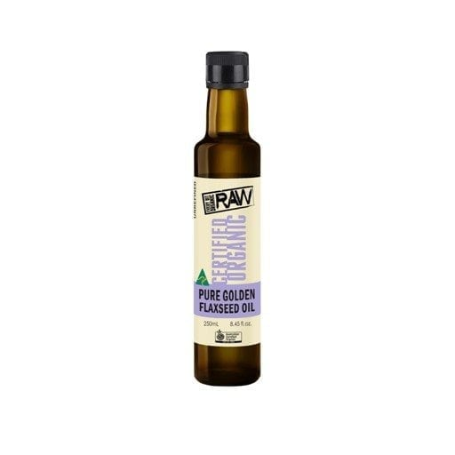 Every Bit Organic Pure Golden Flaxseed Oil