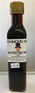 Richmond Hill Worcester Sauce