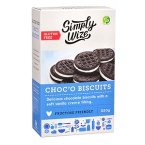 Simply Wize Choc'o Biscuits
