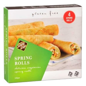 Simply Wize Frozen Spring Rolls