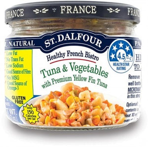 St Dalfour Tuna & Vegetables