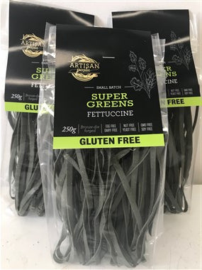 Foods of Noosa - Super Greens Fettuccine