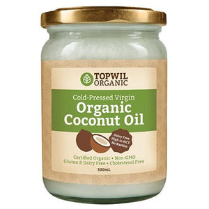 Topwil Organic Virgin Coconut Oil