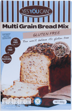 Yes You Can Multigrain Bread Mix