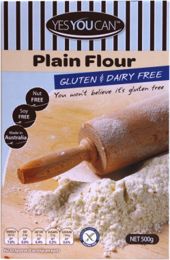 Yes You Can - Plain Flour