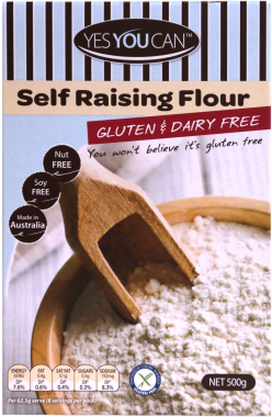 Yes You Can - Self Raising Flour