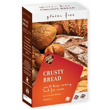 Simply Wize Crusty Bread Mix