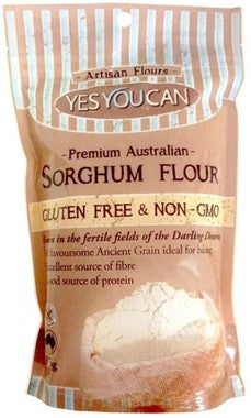 Yes You Can Artisan Sorghum Flour
