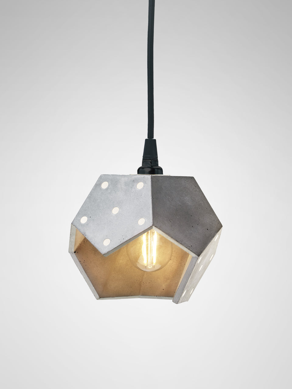 Basic Twelve Solo pendant lamp