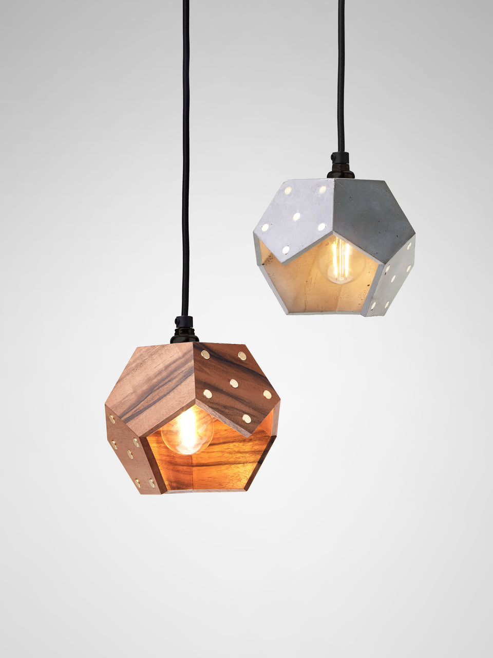 Basic Twelve Duo pendant lamp