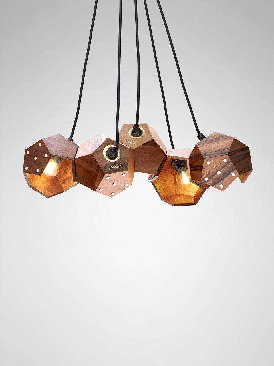 Basic Twelve Quintet pendant lamp