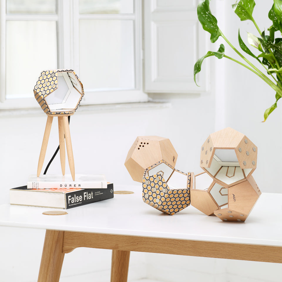 D-TWELVE 3 Modules pack Concrete + Wood