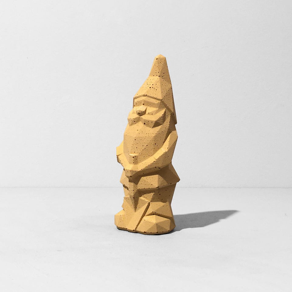 Nino Garden Gnome Mini in Yellow Special Deal