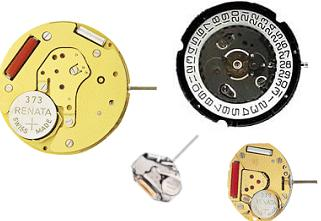 Wrist Watch movements