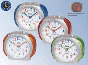 AT9040 Quartz alarm clock