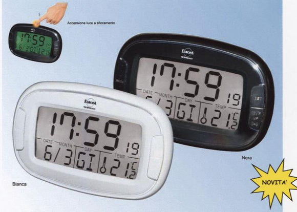 DV200 Quartz alarm clock