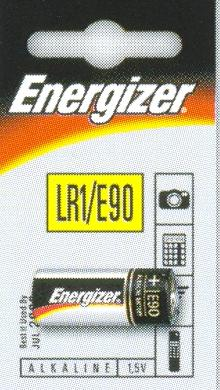 E90 / LR1 - 1,5V  alkaline battery