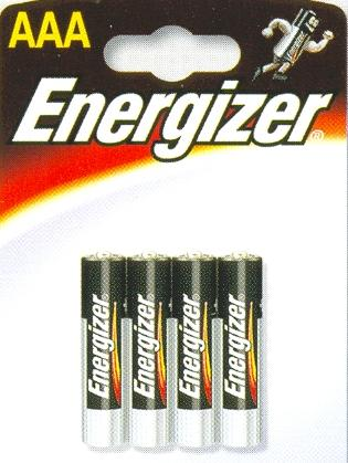 E92 / LR03/ AAA  - 1,5V  alkaline battery