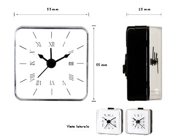 H123 Clock movement