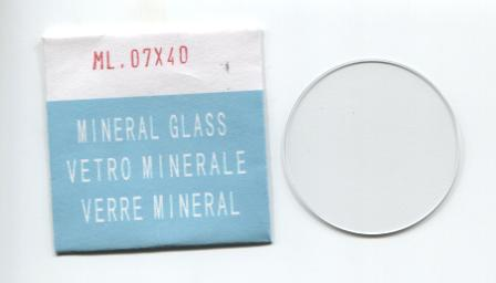 ML.07  PLAQUE MINERAL