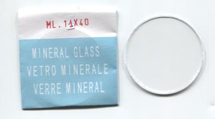 ML.11  PLAQUE MINERAL