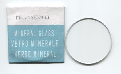 ML.15  PLAQUE MINERAL