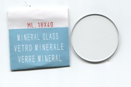 ML.18  PLAQUE MINERAL