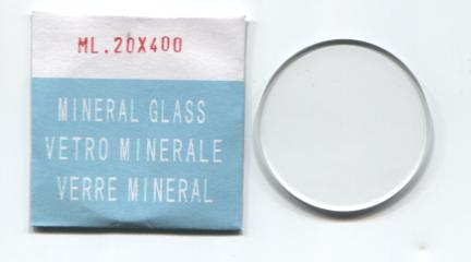 ML.20  PLAQUE MINERAL