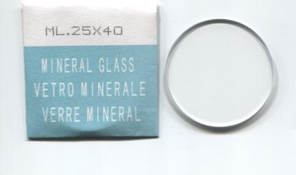 ML.25  PLAQUE MINERAL
