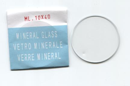 ML.10  PLAQUE MINERAL
