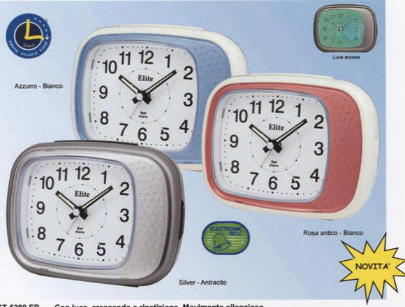 ST5280 Quartz alarm clock