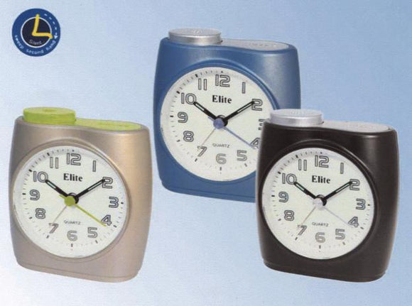 T1938 Quartz alarm clock