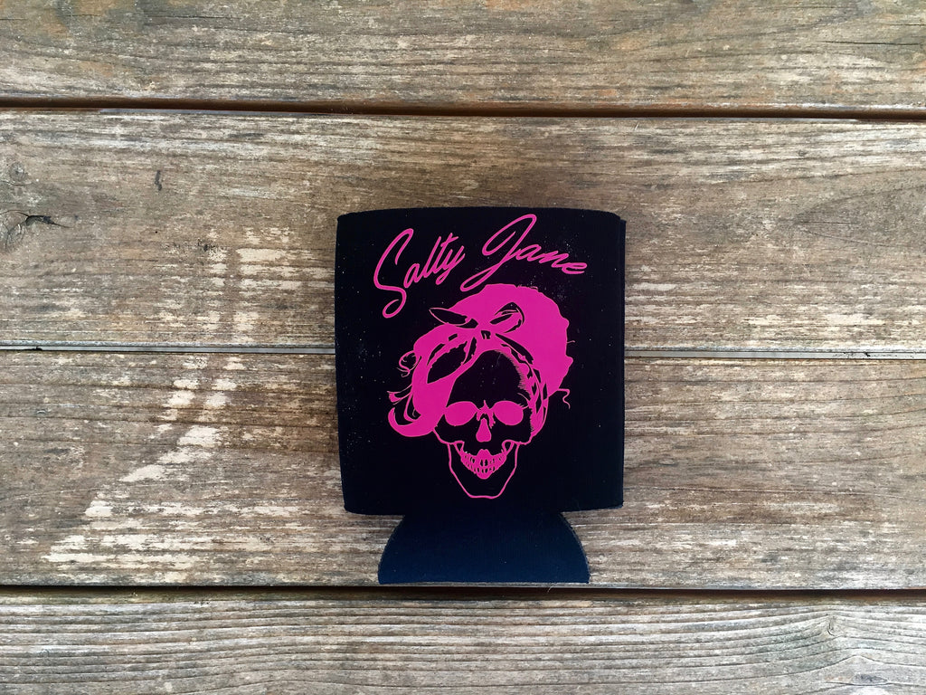 The Salty Jane Koozie