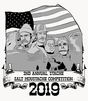 2019 2nd Annual Moustache Competition Entry