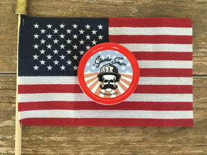 The Freedom Blend- Strong Hold Mustache Wax