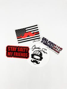 Salty Sticker Pack