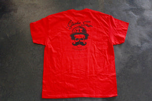Red Original Salty Tee