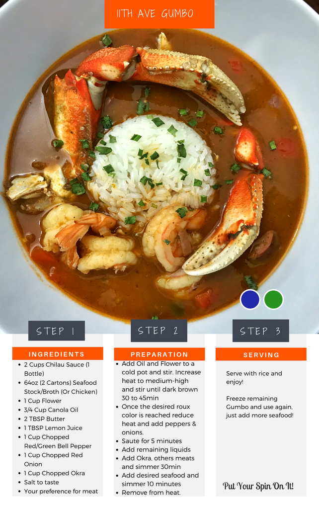 11th Avenue Gumbo Recipe