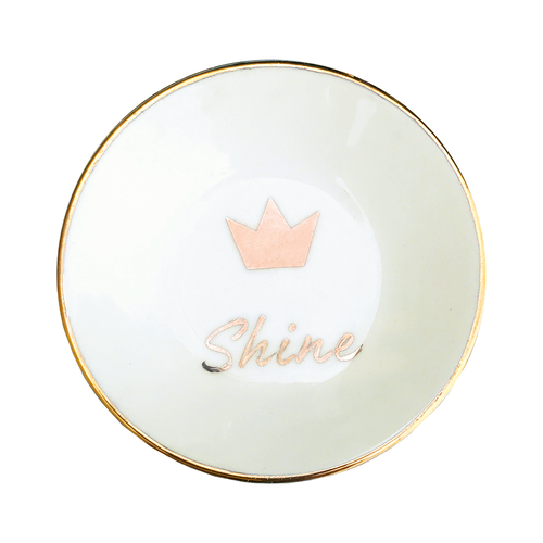 Happy & Golden Dishes - Shine Crown